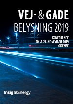 Vej- og gadebelysning 2019