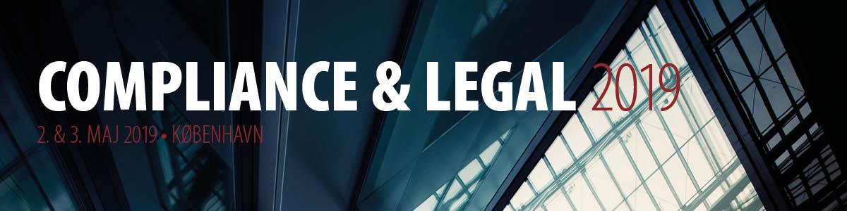 Compliance & Legal 2019