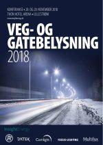 Veg- og gatebelysning 2018
