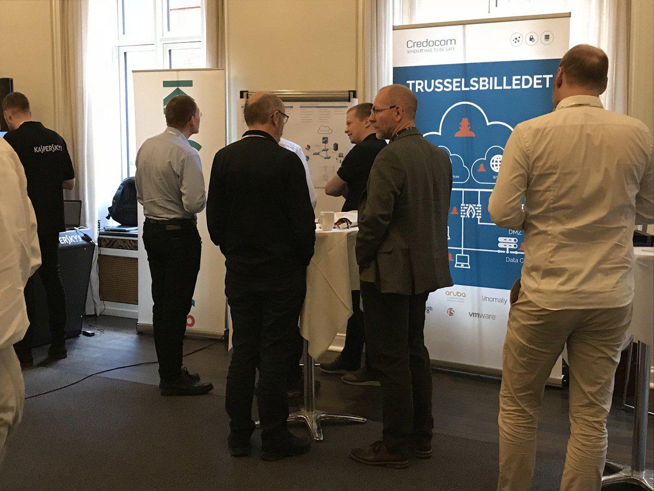 SCADA - Oprustning af kritisk infrastruktur - konference i Odense
