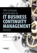 IT Business Continuity Management