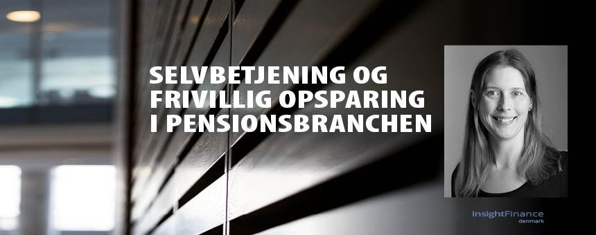 Lene Rasmussen fra PKA er taler på konferencen Liv & Pension 2019
