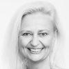 Billede af Ulla Wulff Kjær, der taler på konferencen Payments & Fraud