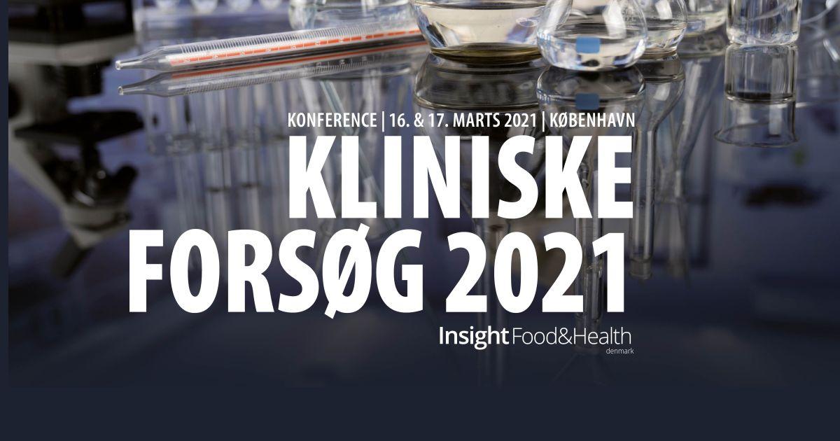 Kliniske forsøg 2021