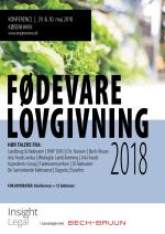 Fødevarelovgivning 2018