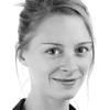 Helga Iselin Wåseth, ÅF Lighting Norway, taler på konferansen Veg- og gatebelysning 2019