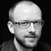 Stefan Maassen, Oslo kommune, taler på konferansen Veg- og gatebelysning 2019
