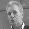 Bjørn-Egil Olsen, Askøy Kommune, taler på konferansen Veg- og gatebelysning 2019