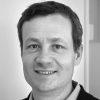 Øyvind Sløgedal, Datek Light Control AS, taler på konferencen Veg- og gatebelysning 2019