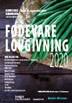 Fødevarelovgivning 2020