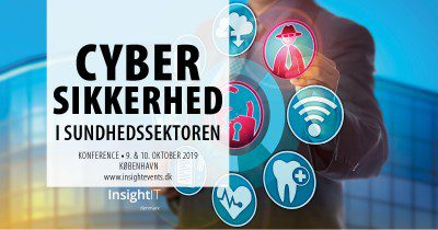 Cybersikkerhed i sundhedssektoren