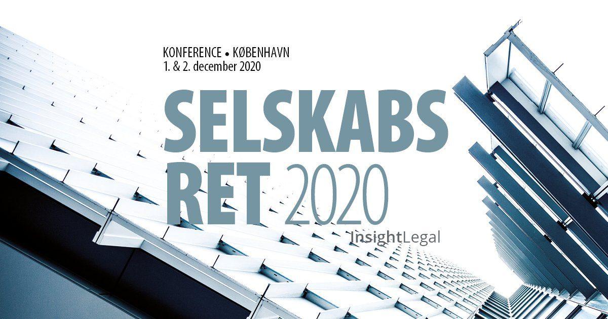 Selskabsret 2020