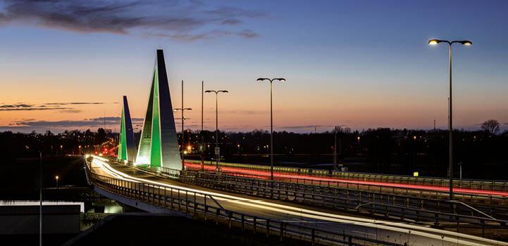 Vej- og gadebelysning 2021