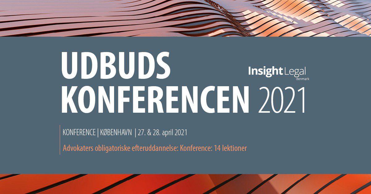 Udbudskonferencen 2021