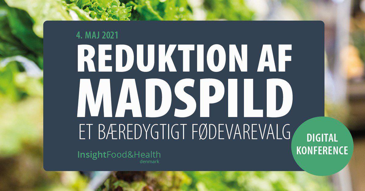 Reduktion af madspild - et bæredygtigt fødevarevalg