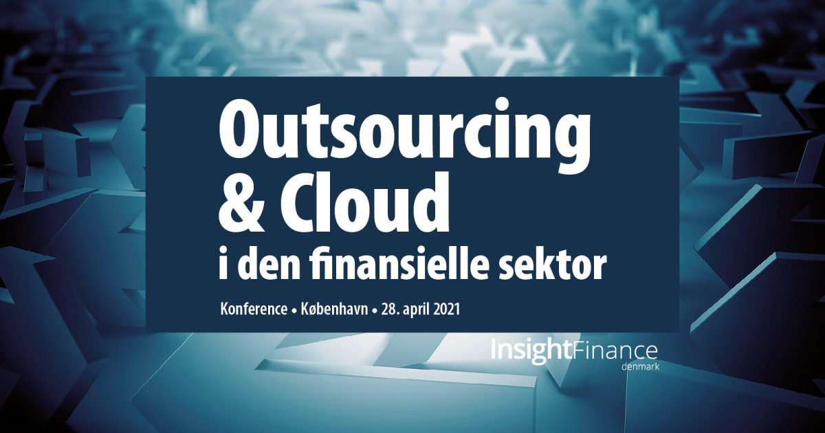 Outsourcing & Cloud i den finansielle sektor