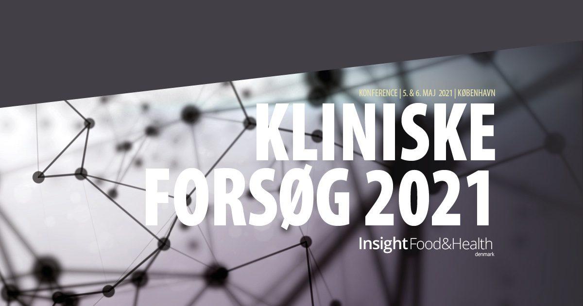 Kliniske forsøg 2021 – konference