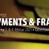 Ulla Malling giver et indlæg på konferencen Payments and Fraud