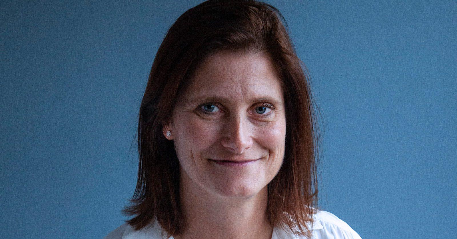 Tina Lindeloff giver et indlæg på konferencen Kosttilskud