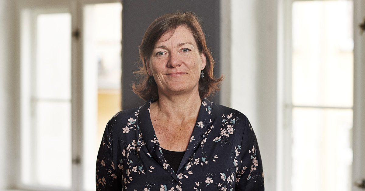 Ulla Malling taler på payments and fraud konferencen