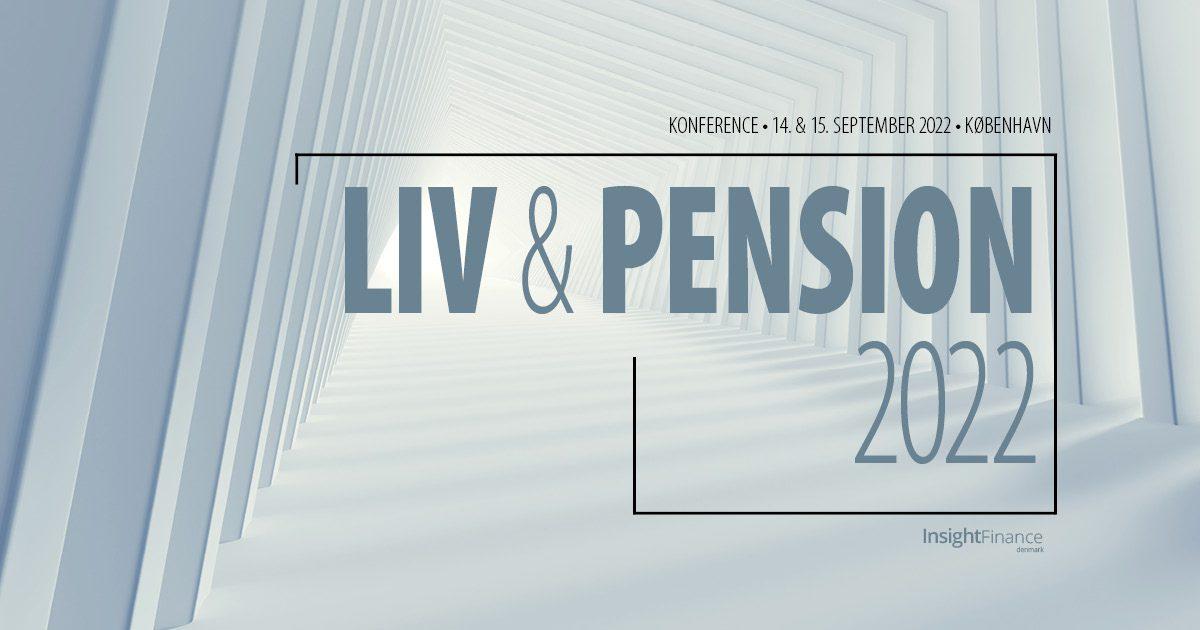 Liv & Pension 2022