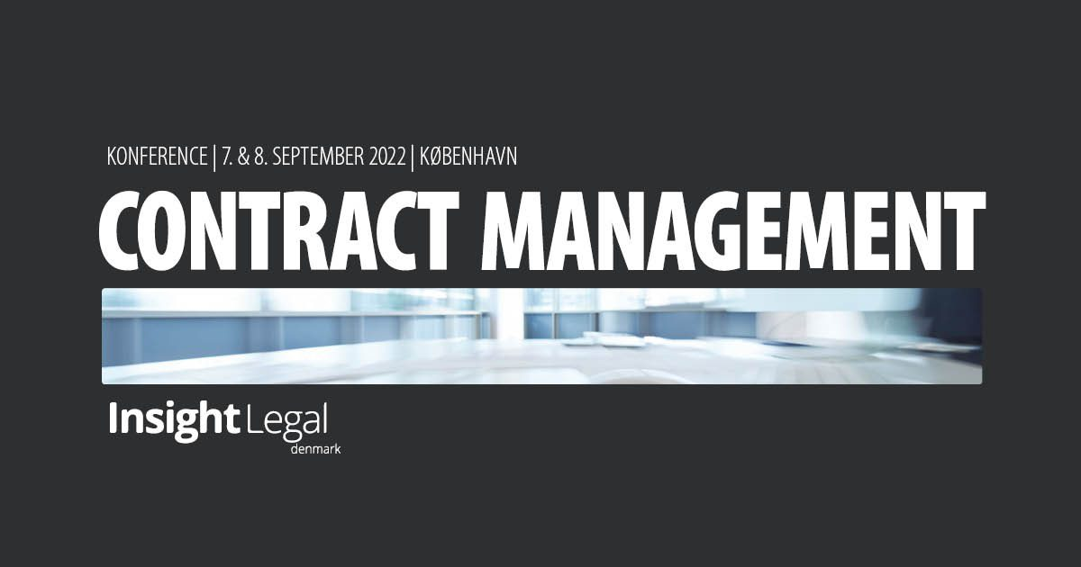 Contract Management 2022